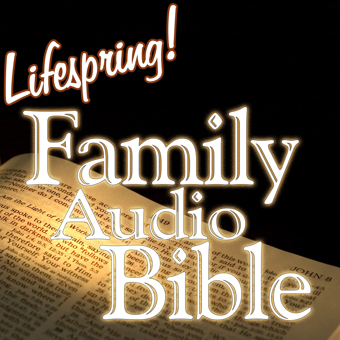 Lifespring! Family Audio Bible