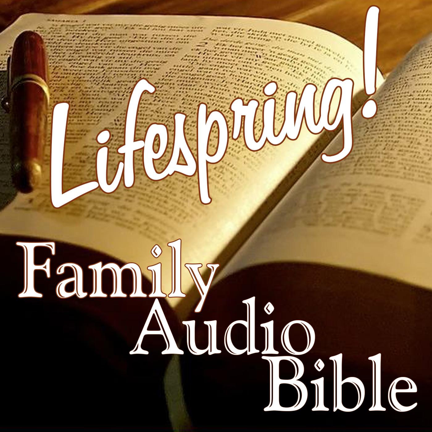 Lifespring! Family Audio Bible